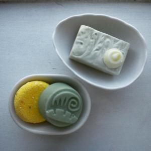 Waste-free soap bars | © Clara del Rey