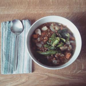 Homemade stew | (c) Clara del Rey
