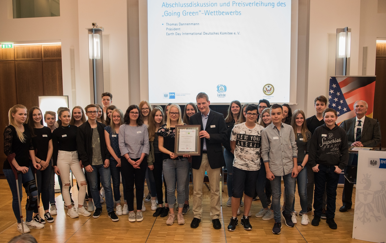 Going Green winners 2018 from Montabaur